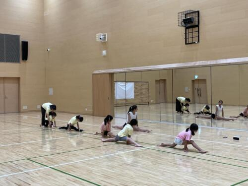 GLEAM 新体操アカデミー