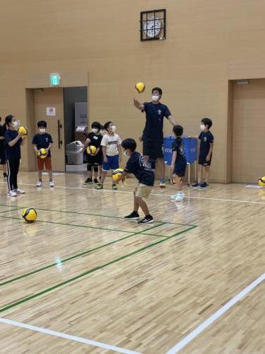 T-FIVE バレーボールアカデミー